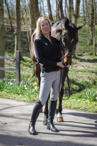 Abigail Butcher (equestrian journalist)