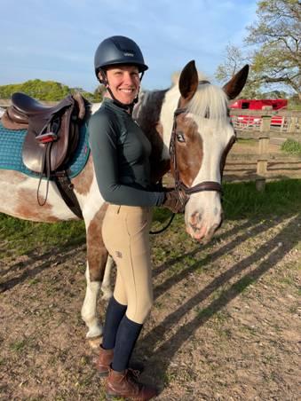 Stephanie Bateman (equestrian journalist)